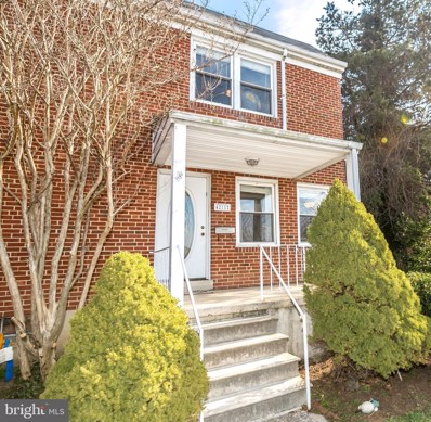 4211 Elsa Terrace, Baltimore, MD 21211 - #: MDBA440666
