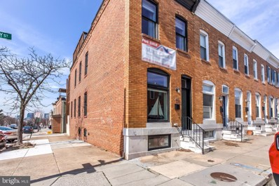 748 S Curley Street, Baltimore, MD 21224 - #: MDBA440704