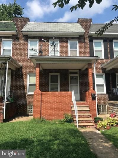 3734 Brooklyn Avenue, Baltimore, MD 21207 - #: MDBA440714