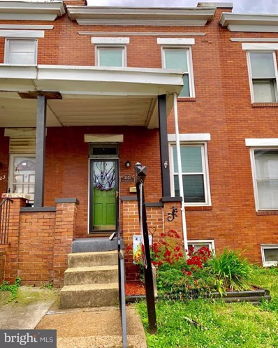 3521 Esther Place, Baltimore, MD 21224 - #: MDBA440762