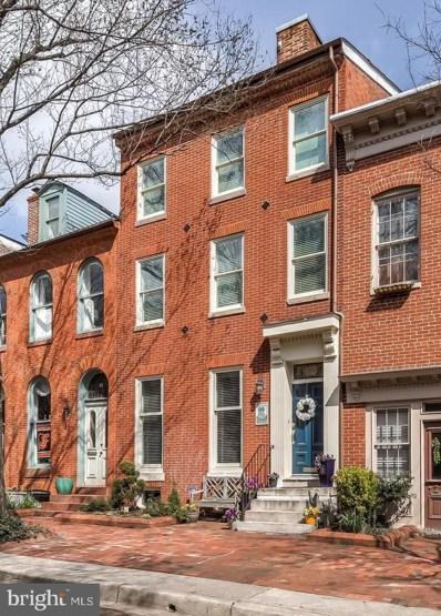 116 W Lee Street, Baltimore, MD 21201 - #: MDBA440776