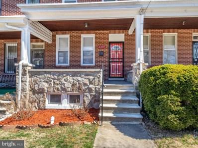 2307 N Longwood Street, Baltimore, MD 21216 - #: MDBA440804