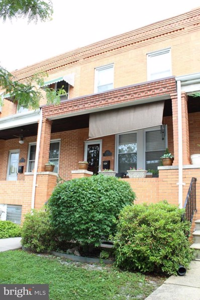 317 Folcroft Street, Baltimore, MD 21224 - #: MDBA440828