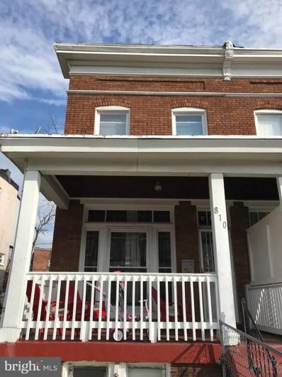810 Belgian Avenue, Baltimore, MD 21218 - #: MDBA440840