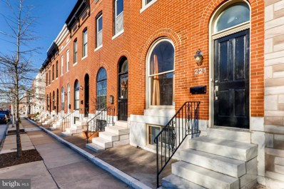 221 S East Avenue, Baltimore, MD 21224 - MLS#: MDBA440854