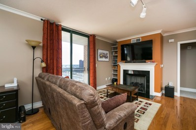 414 Water Street UNIT 2115, Baltimore, MD 21202 - MLS#: MDBA440868