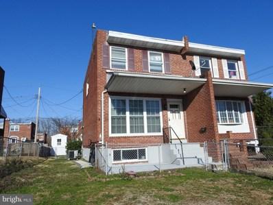 1249 Pine Heights Avenue, Baltimore, MD 21229 - #: MDBA440890