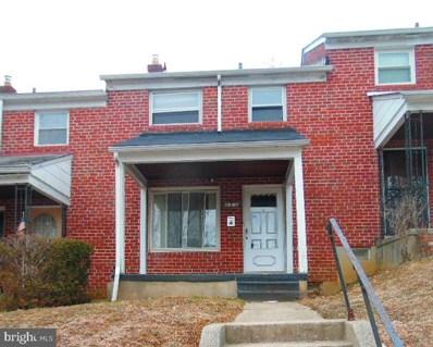 580 S Beechfield Avenue, Baltimore, MD 21229 - #: MDBA440894