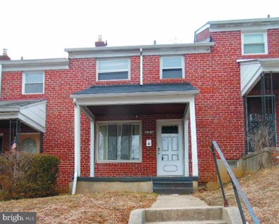 580 S Beechfield Avenue, Baltimore, MD 21229 - #: MDBA440894