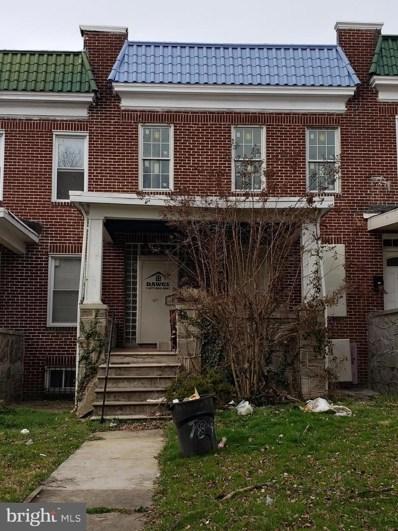 2302 Anoka Avenue, Baltimore, MD 21215 - #: MDBA440912