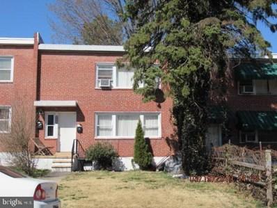614 Harwood Avenue, Baltimore, MD 21212 - #: MDBA440918