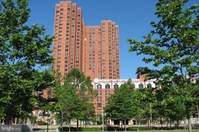 10 E Lee Street UNIT 1608, Baltimore, MD 21202 - #: MDBA440934