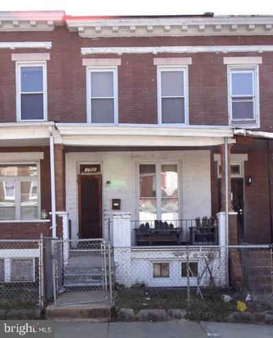 1765 Montpelier Street, Baltimore, MD 21218 - #: MDBA440938