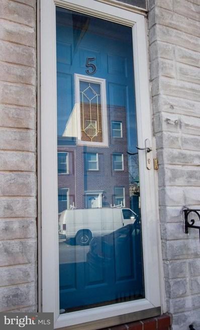 5 E Heath Street, Baltimore, MD 21230 - #: MDBA440944
