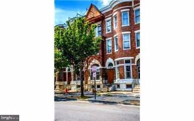446 E 22ND Street, Baltimore, MD 21218 - #: MDBA440994