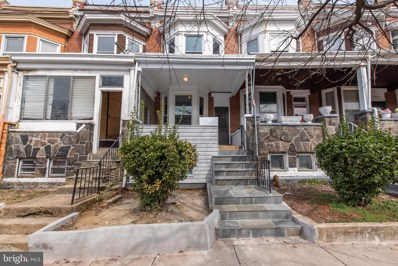2914 Mosher Street, Baltimore, MD 21216 - #: MDBA441018