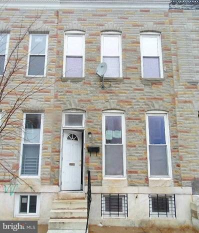 2582 W Fayette Street, Baltimore, MD 21223 - #: MDBA441026