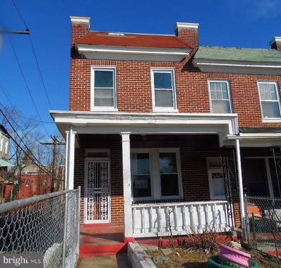 2844 Ellicott Drive, Baltimore, MD 21216 - #: MDBA441034