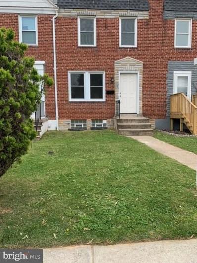 4002 Balfern Avenue, Baltimore, MD 21213 - #: MDBA441040