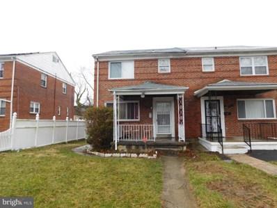 3626 Glengyle Avenue, Baltimore, MD 21215 - #: MDBA441054