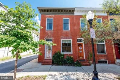 11 Collington Avenue S, Baltimore, MD 21231 - MLS#: MDBA441070