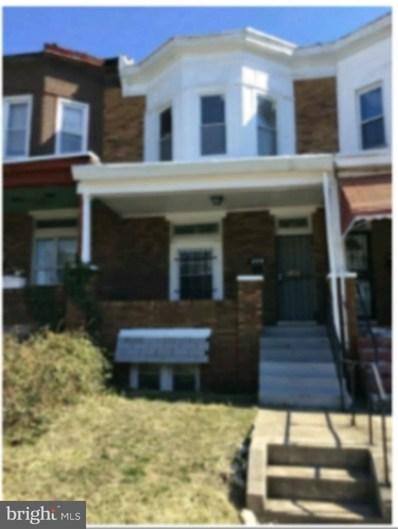 927 N Bentalou Street, Baltimore, MD 21216 - #: MDBA441098