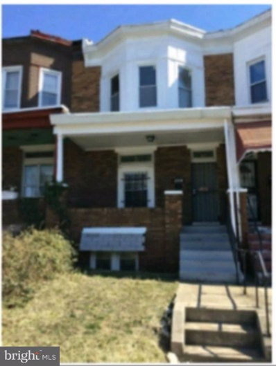 927 N Bentalou Street, Baltimore, MD 21216 - MLS#: MDBA441098