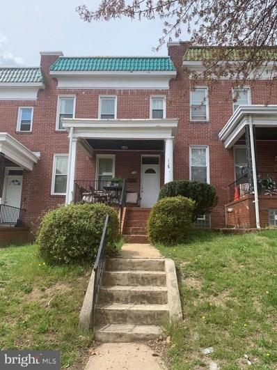 118 S Tremont Road, Baltimore, MD 21229 - #: MDBA441106