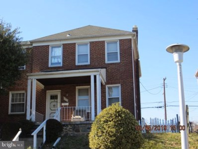 3316 Woodstock Avenue, Baltimore, MD 21213 - #: MDBA441116