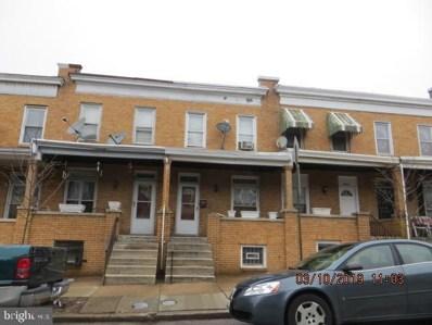 2734 E Biddle Street, Baltimore, MD 21213 - #: MDBA441130