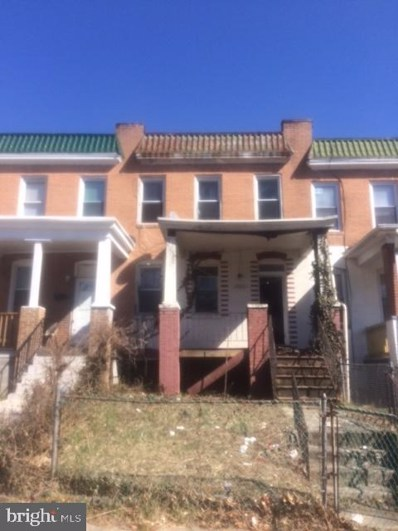 5209 Ivanhoe Avenue, Baltimore, MD 21212 - #: MDBA441184