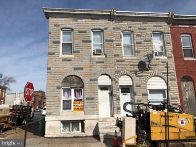 2400 E Hoffman Street, Baltimore, MD 21213 - #: MDBA441196