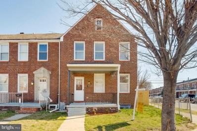 3524 Erdman Avenue, Baltimore, MD 21213 - #: MDBA441216