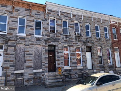 2326 Druid Hill Avenue, Baltimore, MD 21217 - MLS#: MDBA441218