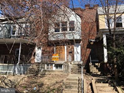 1616 Abbotston Street, Baltimore, MD 21218 - MLS#: MDBA441228