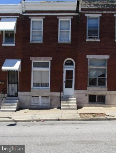 1808 N Washington Street, Baltimore, MD 21213 - #: MDBA441278