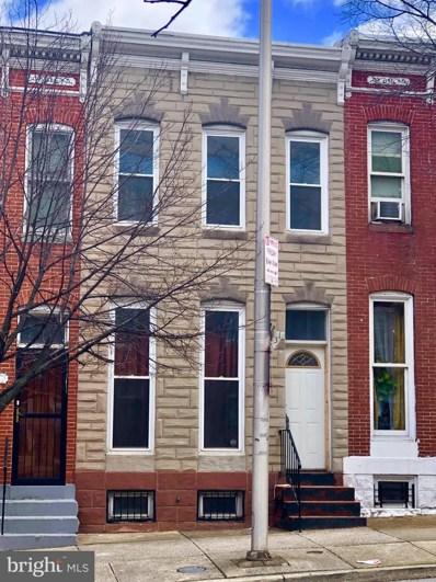 831 N Washington Street, Baltimore, MD 21205 - #: MDBA441296