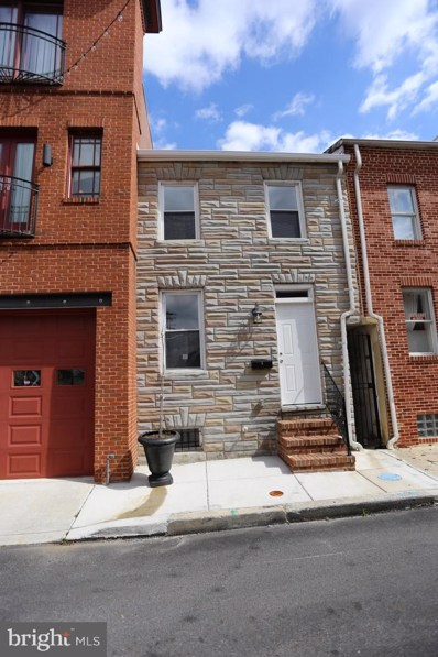 7 S Castle Street, Baltimore, MD 21231 - MLS#: MDBA441304
