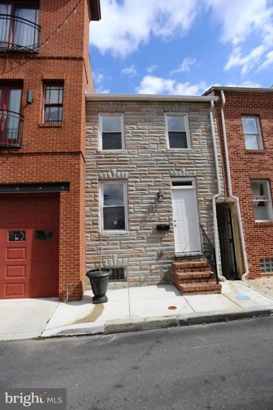 7 S Castle Street, Baltimore, MD 21231 - #: MDBA441304