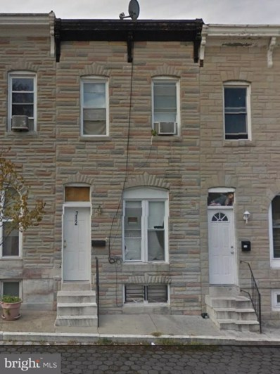 712 N Collington Avenue, Baltimore, MD 21205 - #: MDBA441324