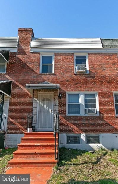 4115 Ardley Avenue, Baltimore, MD 21213 - #: MDBA441378