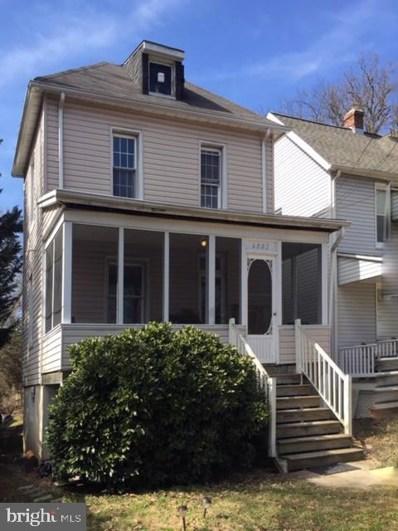 6002 Prescott Avenue, Baltimore, MD 21212 - #: MDBA441386