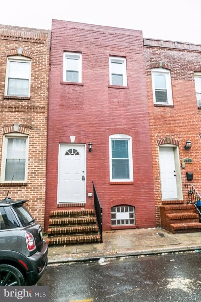610 Archer Street, Baltimore, MD 21230 - MLS#: MDBA441398