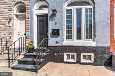 328 E Federal Street, Baltimore, MD 21202 - #: MDBA441434