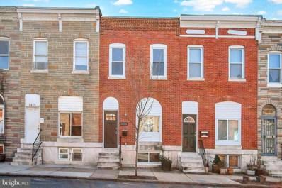3213 E Baltimore Street, Baltimore, MD 21224 - #: MDBA441526