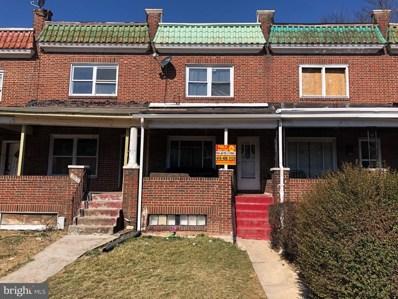 66 S Morley Street, Baltimore, MD 21229 - #: MDBA441530