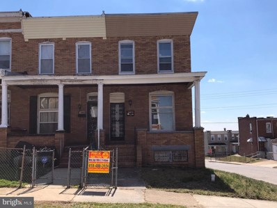 1801 E 30TH Street, Baltimore, MD 21218 - #: MDBA441538