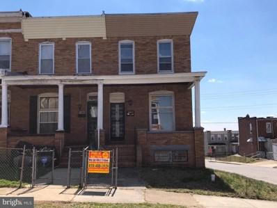 1801 E 30TH Street, Baltimore, MD 21218 - #: MDBA441538