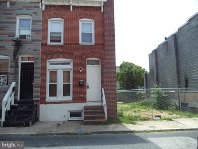 1137 Ward Street, Baltimore, MD 21230 - #: MDBA441540