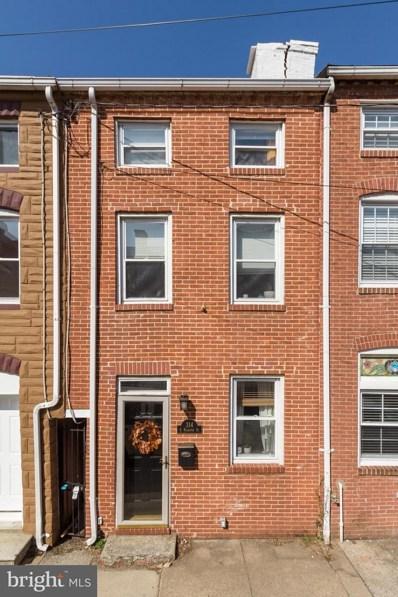 314 S Regester Street, Baltimore, MD 21231 - #: MDBA441672